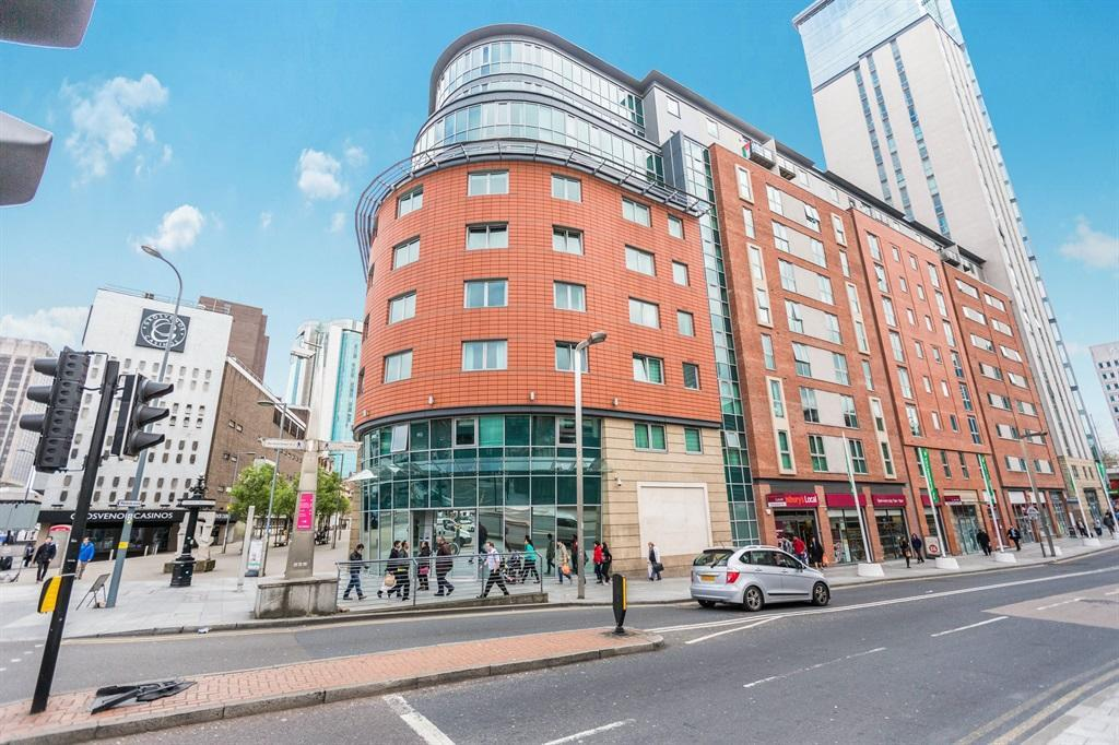 1 Bedroom Flat for sale in 90 Navigation Street